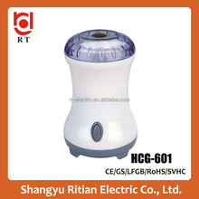Shangyu Ritian wholesale small kitchen appliance commercial mini plastic electric coffee grinder