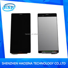 LCD Touch Screen For Sony Z3 Display Digitizer Assembly Replacement Wholesale Competitive Price