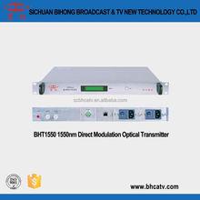 high impact digital display 1550nm direct modulation optical transmitter
