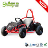 2015 new 1000w 36v 4 wheel cheap racing go kart with double suspension past CE certificate
