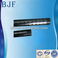 metal steel corrugated casing perforated screen pipe
