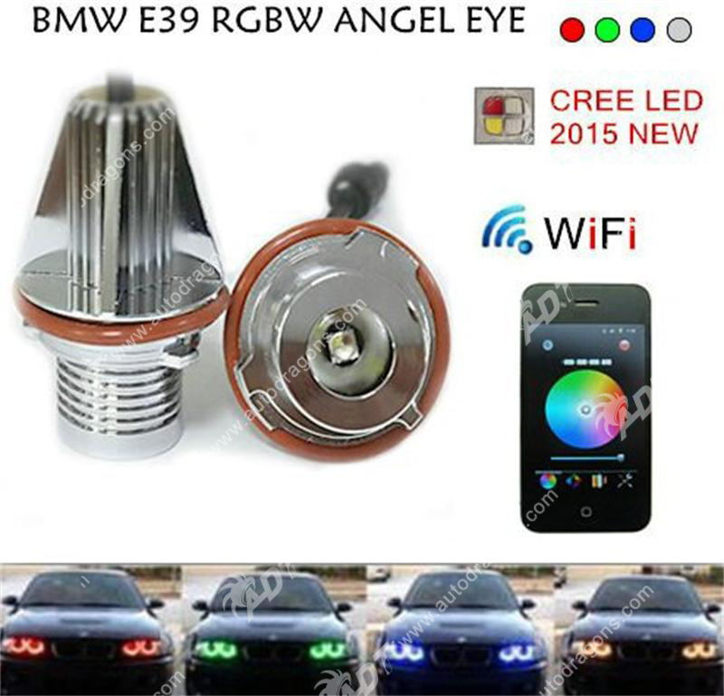Plug And Play Rgb Angel Eye For Bmw,Multi-color Angel Eyes With ...