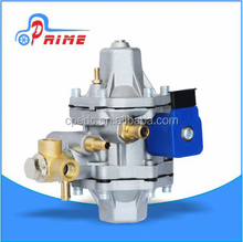high capability/performance sequential fuel gas reducer /cng/ngv/gnv reducer