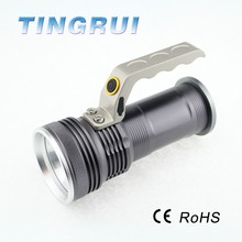 Aluminum High Power 3 Watt Hand Flashlight