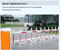 Auto Smart Fold Boom Barrier Gate --Pelay
