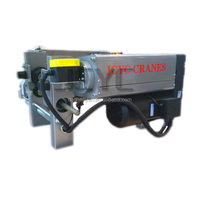 5t Dustless Double Beam Wire Rope Electric Hoist