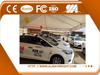 ABT P5 Led taxi sign specifications, LED Taxi Top Sign, taxi-sign-display