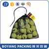 Custom printing decorative low price mesh bag golf balls