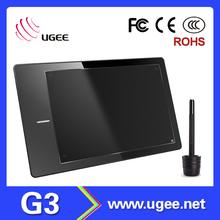 2048 level 220RPS 5080LPI digitizer pen for tablet pc