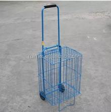 beautiful customized foldable shopping cart
