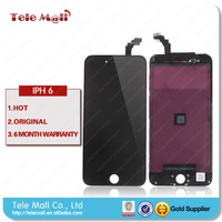 mobile phone parts lcd display for apple iphone 6