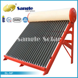 CHINA SOLAR WATER HEATER SOLAR POWER FACTS