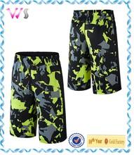 Custom Mens Leisure Fashionable Full Printed Pattern Basketball Pants Flower Pattern Printed Pants