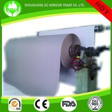 Duplex board paper 200-450gsm