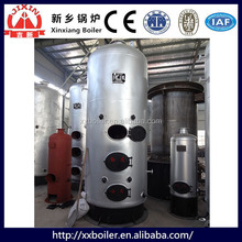 Easy Operation 1 ton Vertical Style Small wood fired Steam Boiler Garment Steam Iron Boiler