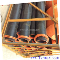 """Marine Use 8"""" HDPE Floating Dredging Pipe for Pipe Float"""