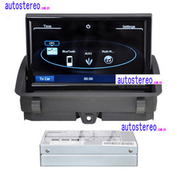 8 inch Car Multimedia for Audi-Q3 GPS Satnav Navigation DVD Headunit Stereo Bluetooth
