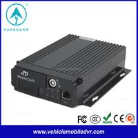 GPS G-Sensor 4G 4 channel mobile vehicle dvr 3g remote control h.264 g-sensor mdvr Remote View DVR
