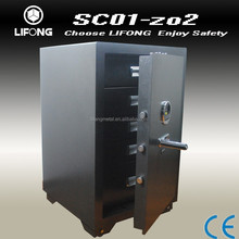 High security biometric gun safe for home and office