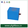 100% quality alibaba trade assurance guarantee custom paper drawer box packaging box wholesale