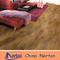 home decoration fire resistant pvc wood flooring NTF-PW005B