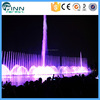 Lastest design music swing water dancing LED colorful outdoor water fountains