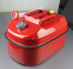 Red Nato New-type Metal 5 Gallon Gas Container