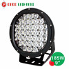 9'' 185w round led driving light, off road led driving light
