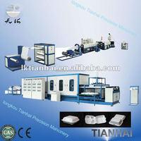 foam tray machine