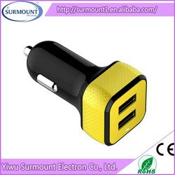 Top quality 2.1a usb car charger Hot Selling USB car charger for mobile phone
