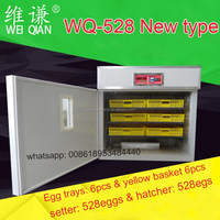 best selling poultry farm humidifier for incubator chicken egg hatching machine 500eggs