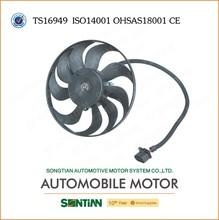 eléctrico chino las piezas del coche para vw bora y golf 12v dc del radiador de enfriamiento del ventilador 1j0 959 455m