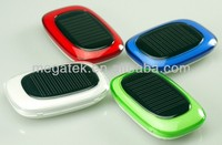 3000mah emergency mobile phone solar charger portable