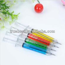 TK-08 Novelty syringe pen for promotion , novelty injection pens