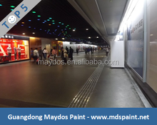 High Performance Paint! Maydos Lithium Base Abrasion Resistance Concrete Floor Sealer For Shopping Mall