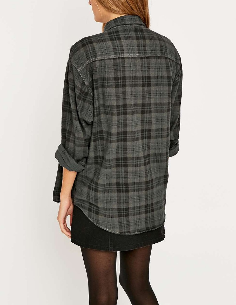 Try our Women's Flannel Shirt at Lands' End. Everything we sell is Guaranteed. Period.® Since
