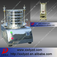 stainless steel high precision vibration analysis sieve