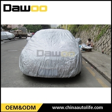 unversal cheap inflatable hail protection car body cover fabric