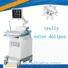 vivid of trolley color Doppler ultrasound