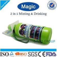 Creative 2 in 1 Misting&Drinking Joyshaker Gatorade Water Bottle