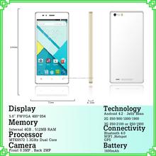 Comercio al por mayor Productos China smartphone de pantalla de 5 pulgadas
