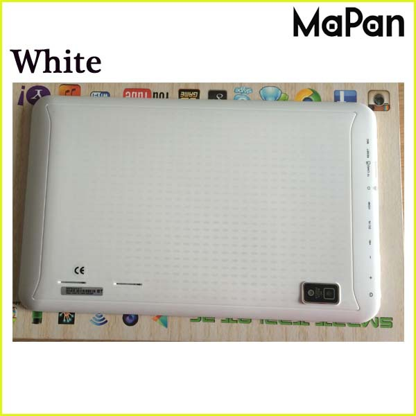 """10.1"""" tablet PC / Quad core android 4.4 OS Tablets , 1024*600 , build in 8gb, 5000mah battery with WIFI / MaPan Tablet F10B"""