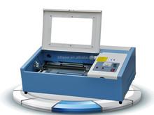 MINI Desktop 3020 laser engraving machine total power 200w