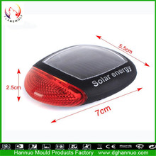 2015 wholesale 2012 solar led bicycle light with alarm