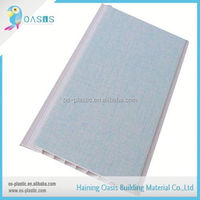 Fully stocked factory directly plastic ceiling board decoration