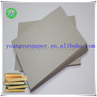 2.5mm 1500g grey paper plate/grays card/china supplier