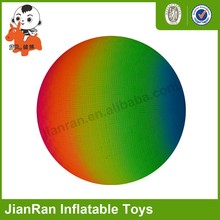 PVC playground ball, Colorful sports ball for kids playing