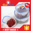 New High quality factory supplied custom food container plastic