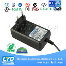 48v battery power electric scooter ac dc power adaptor/supply with KC CE Certification