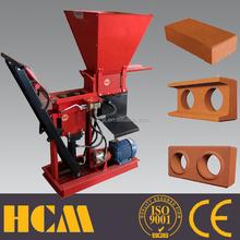 NEW machine ECO BRAVA 1-25 china supplier brick machine for sale in bangladesh